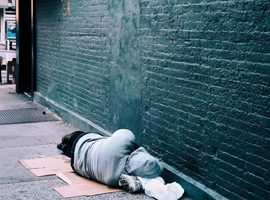 Without Roof, Bed or Privacy: Sleep Challenges for the Homeless